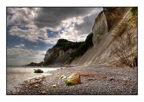Danish beach by AnteAlien