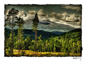 Norway - Mountains by AnteAlien