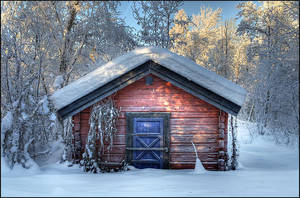 Cabin by AnteAlien
