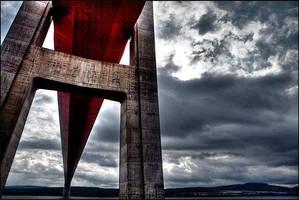 High coast bridge by AnteAlien