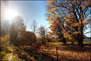 October by AnteAlien