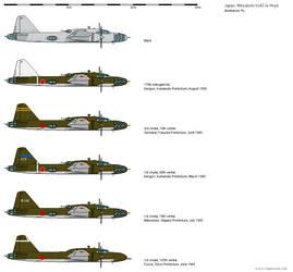 Mitsubishi Ki-67-Ia [JA-OTL] by the-roast