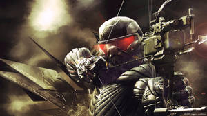Crysis: Hunter or Hunted by Wekyx
