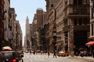 New York Avenue by Jonnyjay
