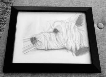Katie sketch by leahlahey