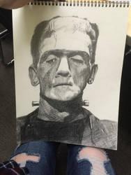 Frankenstein by leahlahey