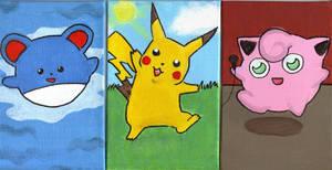 Pokemon by lady-leliel
