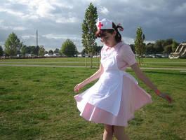 Nurse Joy by lady-leliel