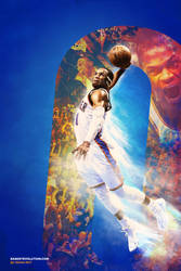 Russell Westbrook : The Liftoff by rOnAn-Ncy