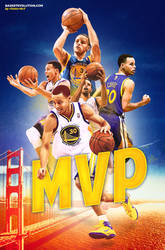Stephen Curry : MVP by rOnAn-Ncy