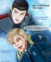 Star Trek Beyond Best Scene by noji1203