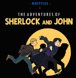The adventures of Sherlock and John by GaelleDragons