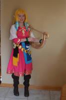 Skyloft Zelda Cosplay by Princess-Selia