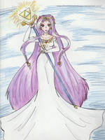 Goddess Loria by Princess-Selia