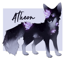 atheon, the infected crystal. by awkwaard
