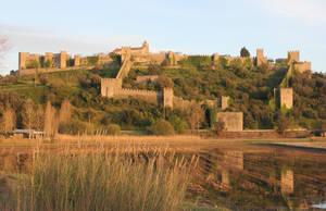 Montemor-o-Velho castle by Andre-anz