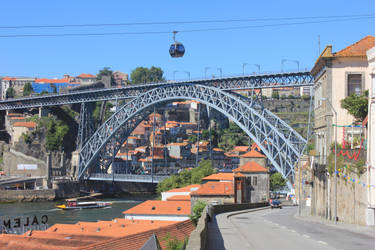 D. Luis I Bridge by Andre-anz