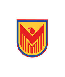 Dark-Wood Logo Superman style by CreativeDyslexic