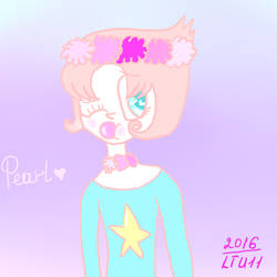 Pearl by LarisaTheUnicorn11