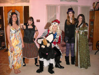The Dork Squad by VampireThe-Shadow
