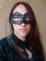 Slytherin Masquerade by Sirithre