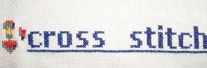 Cross_stitch bookmark by Sirithre