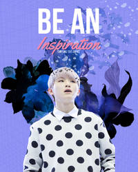 Be An Inspiration (Woozi) by DarknessOnly13