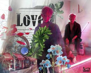 Wonho: Love by DarknessOnly13