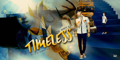 Jinhwan: Timeless by DarknessOnly13
