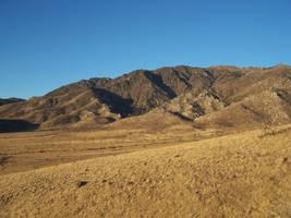 Desert mountain 2 by tkrain-stock