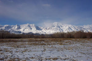 Snowscape IV by tkrain-stock