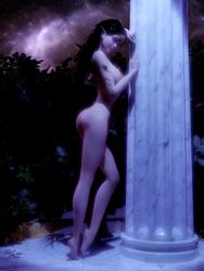 Breonna - Under the Moon's Soft Glow by Ranthar