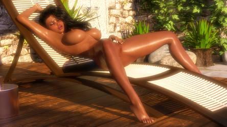 Shayna - Summer's Lover by Ranthar