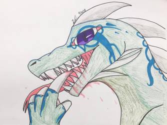 Raptor by SanaeLovesDragonTale
