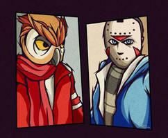 Vanoss/H2O Delirious Fan Art by Shadow5420