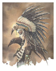 Crow Jane 2013 by GrisGrimly