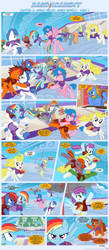 Dash Academy 5-Old Friends New Friends Part 1 Oc by Simocarina