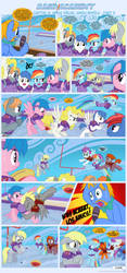 Dash Academy 5-Old Friends New Friends Part 3 Oc by Simocarina