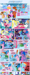 Dash Academy 5-Old Friends New Friends Part 4 Oc by Simocarina