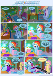 Dash Academy 5-Old Friends New Friends Part 6 Oc by Simocarina