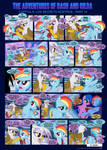 Dash Aacademy 6- The secrets we keeps Part 14 Oc by Simocarina