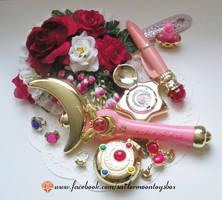 Sailor Moon rpg toys by Bunnymoon-Cosplay