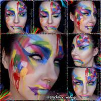 Rainbow Toxication by psychoren