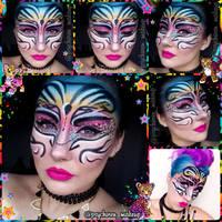 Lisa Frank Realness by psychoren