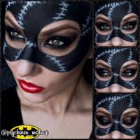 Catwoman by psychoren