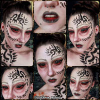 Tribal Riotz II by psychoren