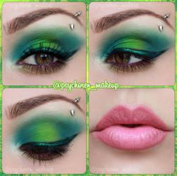 Green Pop by psychoren