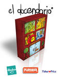 the abcendary. el abcendario by CALLit-ringo