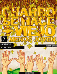 Charro se Hace Viejo by CALLit-ringo