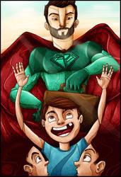 The Hero by CALLit-ringo